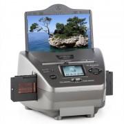 OneConcept 979GY Combo Scanner Fotográfico Diapositivos Filme 14MP SD USB