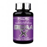 Scitec Nutrition BCAA-X kapszula - 120db
