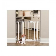 Regalo Easy Step Extra Wide Walk-Through Gate, 30-in