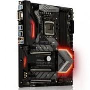 Дънна платка ASRock Fatal1ty Z370 Gaming K6, Z370, LGA1151, PCI-E (HDMI&DVI)(CFX&SLI), 8x SATA 6Gb/s, 2x Ultra M.2 Socket, 1x USB 3.1 (Gen2, Type-C), ATX
