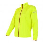 Női dzseki Sensor Parachute Extralite fényvisszaverő sárga 14100004