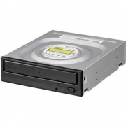 DVD unutarnji snimač HL Data Storage GH24NSD5.ARAA10B Bulk SATA Crna