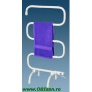 Uscator electric pentru prosoape 95x50x31cm 100 Watt,cu picioare sau montaj pe perete