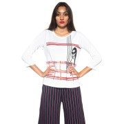 Pennyblack T-shirt manica lunga Bianco Cotone Donna