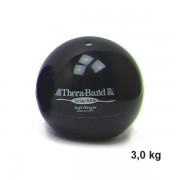 Medicinbal Thera-Band Soft Weights 3 kg čierny
