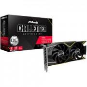 ASROCK Video Card AMD Radeon RX 5500 XT Challenger D 8GB OC GDDR6 128bit 1xHDMI /3xDP Retail