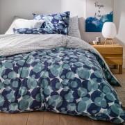 La Redoute Interieurs Capa de edredon em puro algodão, OléronsEstampado Azul- 200 x 200 cm