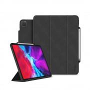 Husa Flip Ringke Smart Apple iPad Pro 2020 12.9 inchi Negru