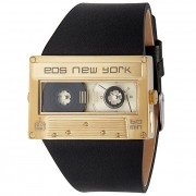 EOS New York Mixtape Watch Black/Gold 302SBLKGLD