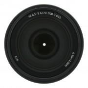 Sony 70-300mm 1:4.5-5.6 FE G OSS (SEL70300G) Schwarz