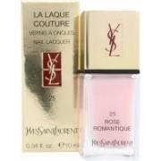 Yves Saint Laurent La Laque Couture Esmalte de Uñas 10g 25 Rose Romantique