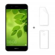 Huawei Nova 2 4G LTE Android 7.0 Octa Core 2.36GHz 5.0 Pulgadas Negro + Protector De Pantalla + Estuche