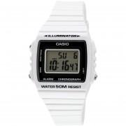 Reloj Casio W-215H-7A-Blanco