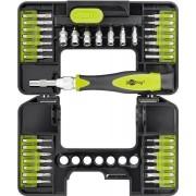 Kit Mini Valigetta 37 Cacciaviti di Precisione