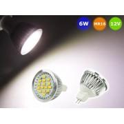 NTR LAMP26CW 6W LED lámpa MR16 12V 6000K