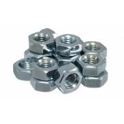 Piulite hexagonale cu filet metric M8 - 500 buc (DIN 934-8),