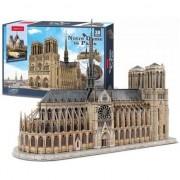 Puzzle 3D Catedrala Notre Dame 293 articole