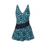 Baddräkt dam med kjol Secily - Trofé (Storlek: 46)