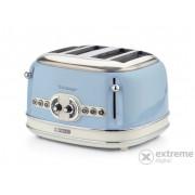 Prajitor paine Ariete 156.BL Vintage 4 felii, albastru pastel