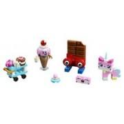 Lego Cei Mai Simpatici Prieteni Ai Lui Unikitty!