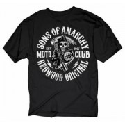 Tricou - Sons of Anarchy - Redwood
