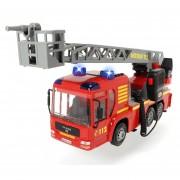 Carro de bomberos con Megafono Majorette, Carro Bomba