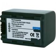 NP-FP70 Sony kamera akku 7,2 V 1100 mAh, (252075)