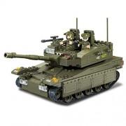 Sluban army carro armato heavy