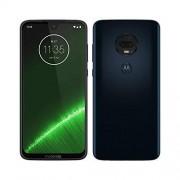 "Motorola Moto G7 Plus, 4G LTE, 64GB/4GB RAM, Pantalla 6.2"" Full HD+, Android Pie, Desbloqueado de fábrica (Deep Indigo)"