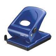 Perforator de birou, pentru maxim 40 coli, albastru, RAPID FMC40