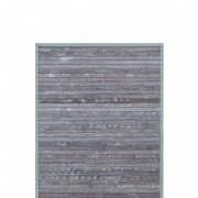 Бамбукова постелка за баня BLOMUS RELAX - цвят сив - 50 x 80 см