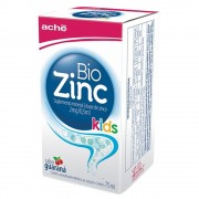 Biozinc Kids 2mg Solução 75ml