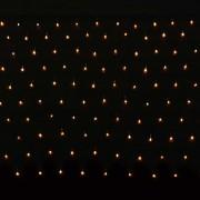 Мрежа от 200 коледни LED лампички, 3.2 х 1.5 м.