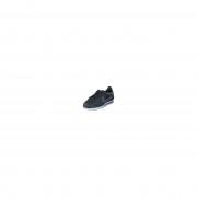 Nike Classic Cortez Leather Black/dark Grey/white, Skor, Sneakers & Sportskor, Sneakers, Grå, Blå, Herr, 40