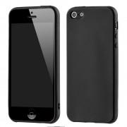 Soft Matt iPhone 5/5s/SE tok fekete