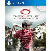 The Golf Club Collector's Edition - Ps4 - Unissex