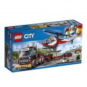 Lego City Transporte de carga pesada 60183Multicolor- TAMANHO ÚNICO