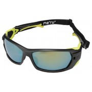 Meru Masterpiece cat.4 - occhiale sportivo - Black/Yellow