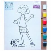 Kit Tela G Especial - Menina 6 - Kits for Kids