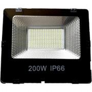 Everpro 200 Watt IP66 LED Slim Flood Light Pure White Waterproof AC Indoor Outdoor Metal Body