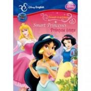 Disney English. Povesti cu printese. Smart Princesses Printese istete povesti bilingve