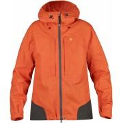 FjallRaven Bergtagen Jacket W - Hokkaido Orange - Vestes de Pluie M