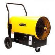 Fostoria Salamander Portable Electric Heater - 153,585 BTU, 480 Volts, Model FES-4548-3, Yellow