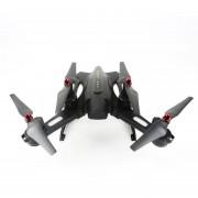 Drone Quadcopter FQ777 FQ02W 0.5MP Camera-Negro