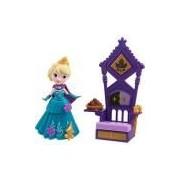 Boneca Frozen Mini Boneca e Acessórios Elsa - Hasbro