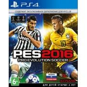 Sony Pro Evolution Soccer 2016 [PS4, русские субтитры]