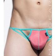 Mategear Hyon Yong Xpression Ultra Active Bikini Swimwear Light Coral 1240402