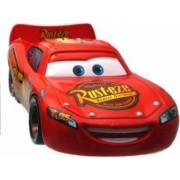 Disney Cars 2 - Lightning McQueen cu roti de curse
