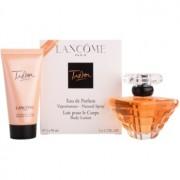 Lancôme Trésor coffret III. Eau de Parfum 50 ml + leite corporal 50 ml