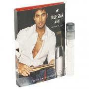 Tommy Hilfiger True Star Vial (Sample) 0.05 oz / 1.5 mL Men's Fragrance 512535